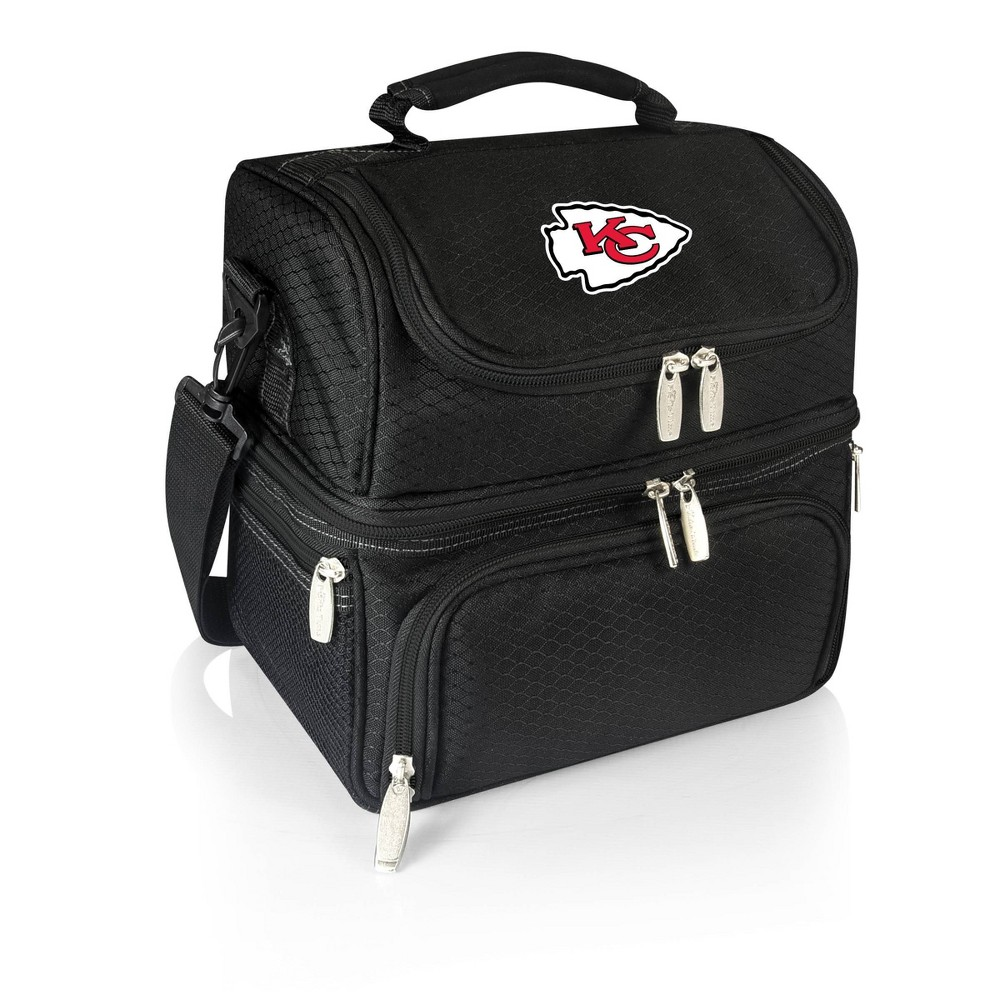 Kansas City Chiefs - Pranzo Lunch Tote by Picnic Time (Black) from Picnic Time