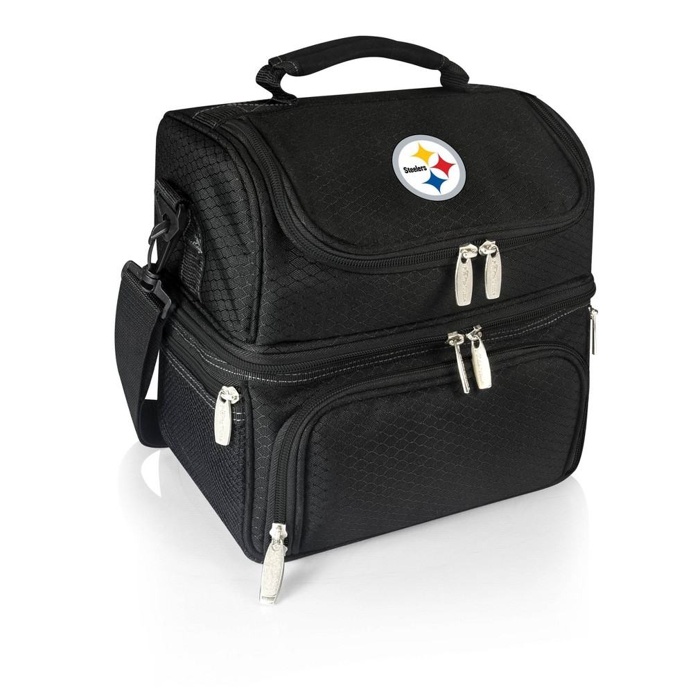 Pittsburgh Steelers - Pranzo Lunch Tote by Picnic Time (Black) from Picnic Time