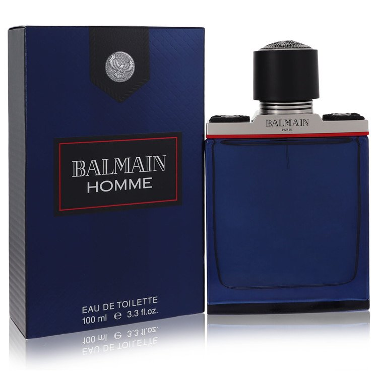 Balmain Homme Cologne by Pierre Balmain 3.4 oz EDT Spay for Men from Pierre Balmain
