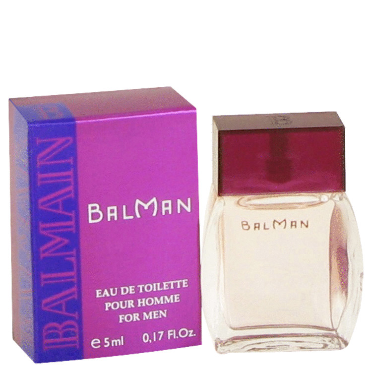 Balman Mini by Pierre Balmain .17 oz Mini EDT for Men from Pierre Balmain