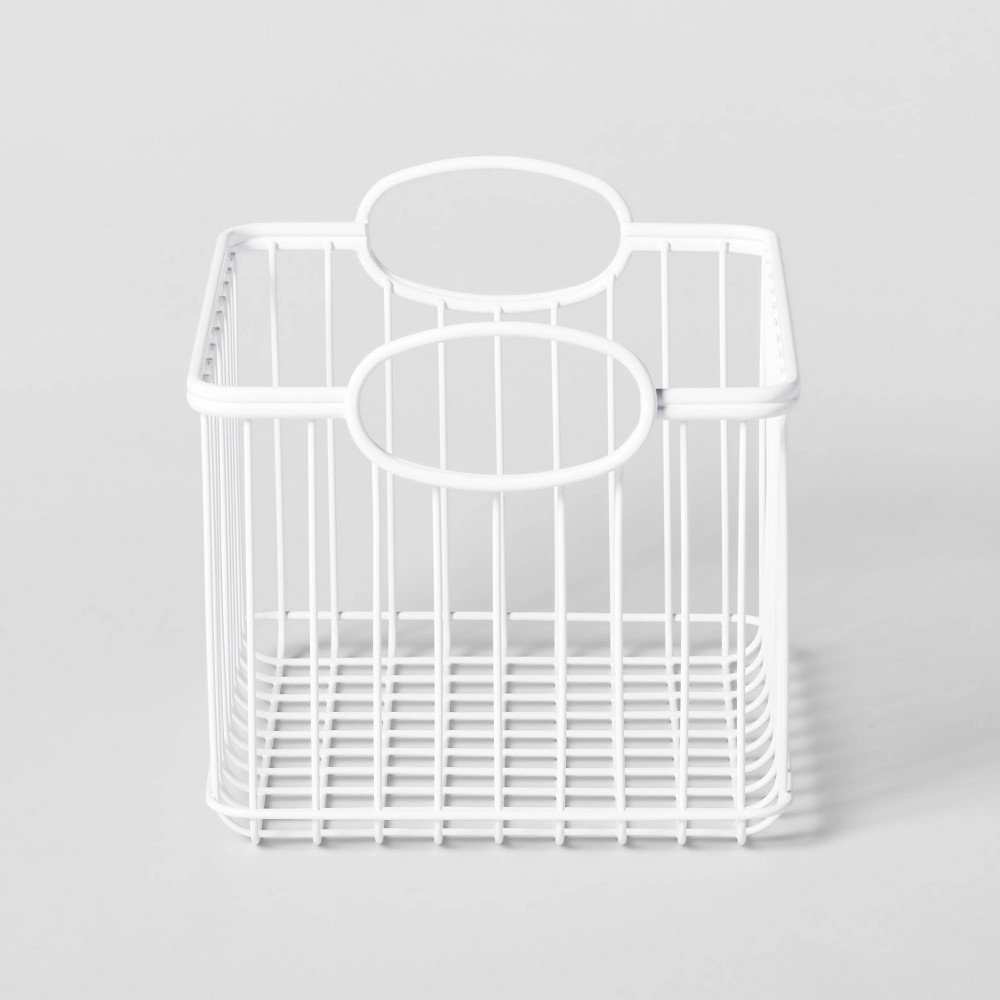 Small Stackable Storage Wire Bin - Pillowfort from Pillowfort