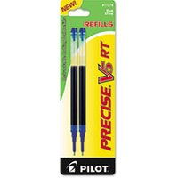Refill for Precise V5 RT Rolling Ball, Extra Fine, Blue Ink, 2/Pack from Pilot