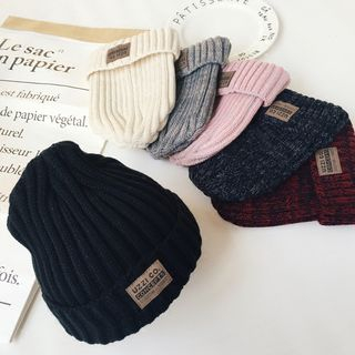Applique Beanie from Pompabee
