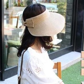 Bow Sun Hat from Pompabee