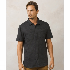 Mens Gaines Button Front Shirt from PrAna