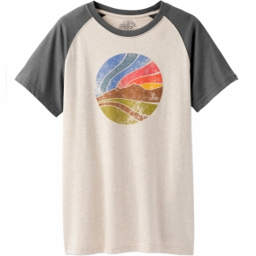Mens Sunset Raglan Tee from PrAna