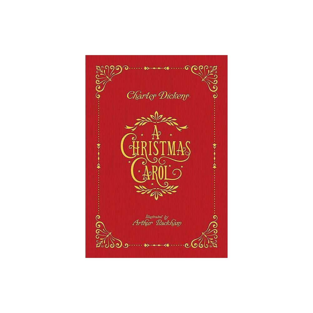 A Christmas Carol - (Calla Editions) by Dickens (Hardcover) from Revel
