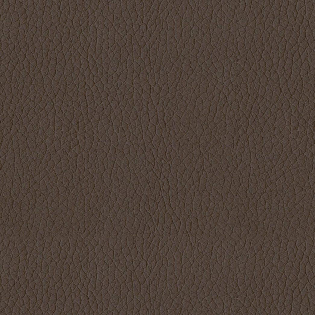 AbbeyShea Miami Faux Leather Mocha Fabric