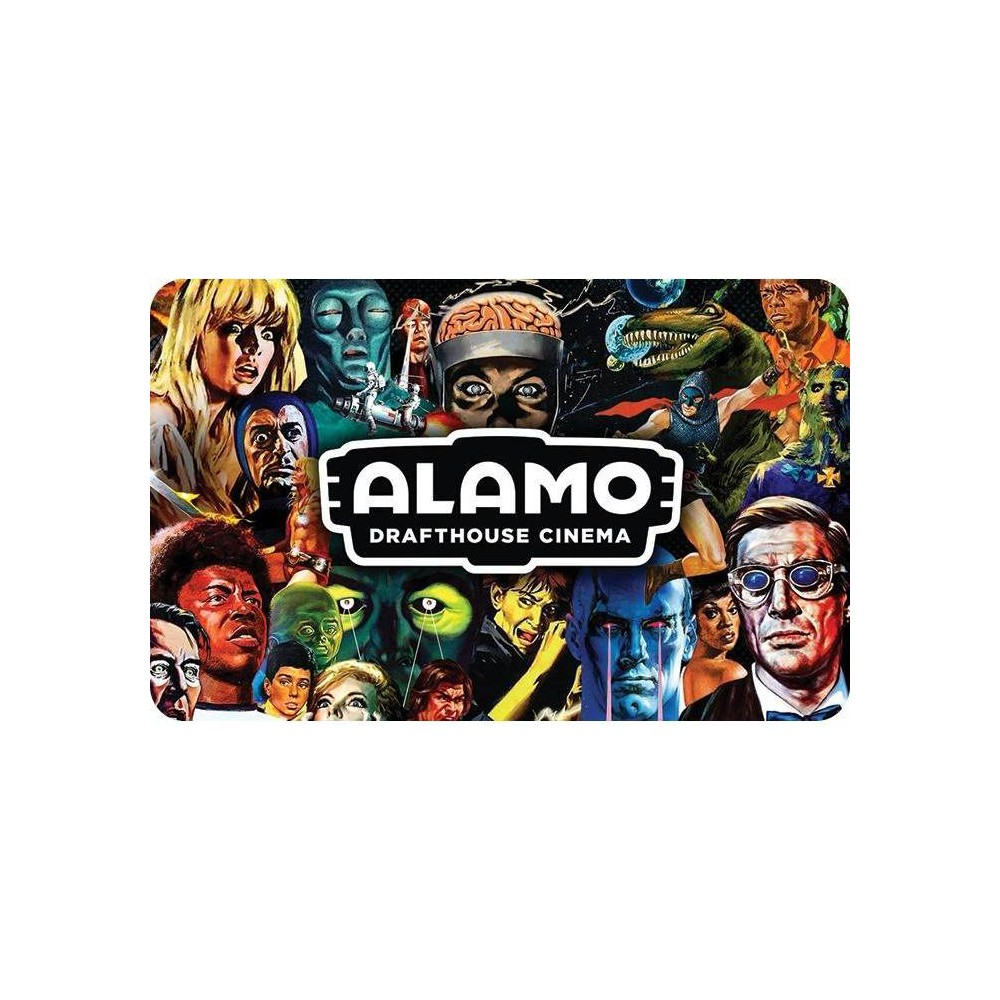 Alamo Drafthouse Gift Card $75 (Email Delivery)