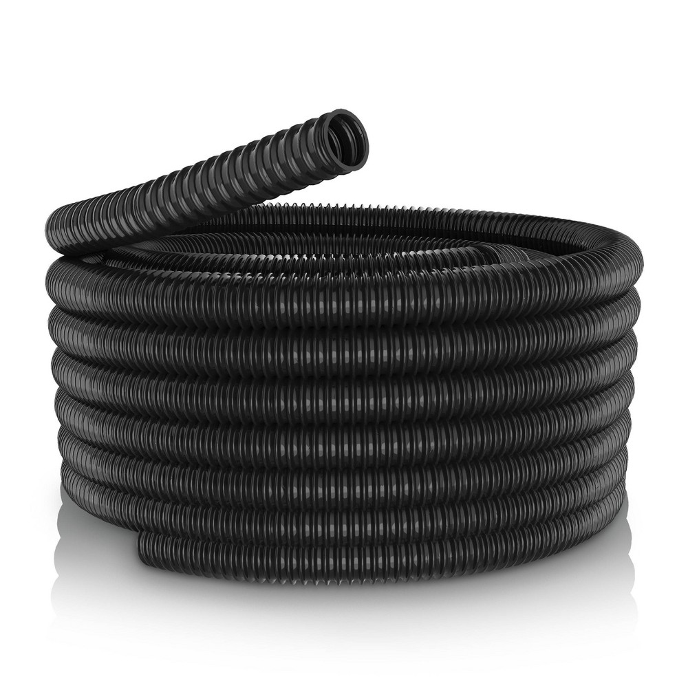 "Alpine 3/4"" x 100' Kink Free Heavy Hose Black from Alpine Corporation"