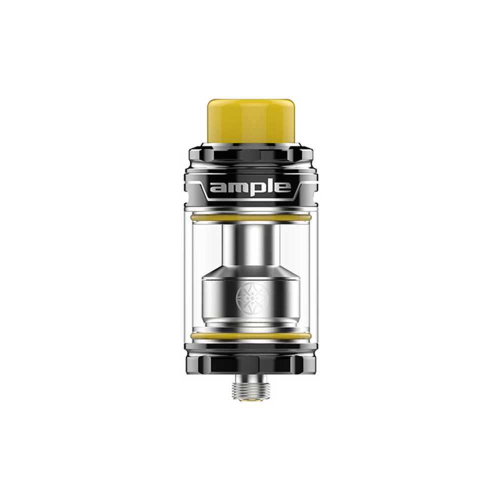 Ample Mace-X Subohm Tank 2ml/3.7ml(Black, EU Edition)