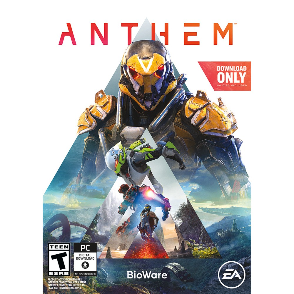Anthem - PC Game (Digital) from Electronic Arts