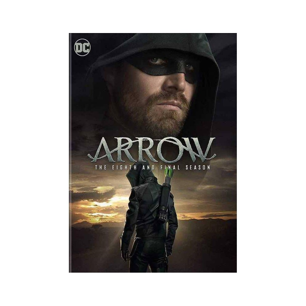 Arrow The Eighth and Final Season (DVD) from Warner