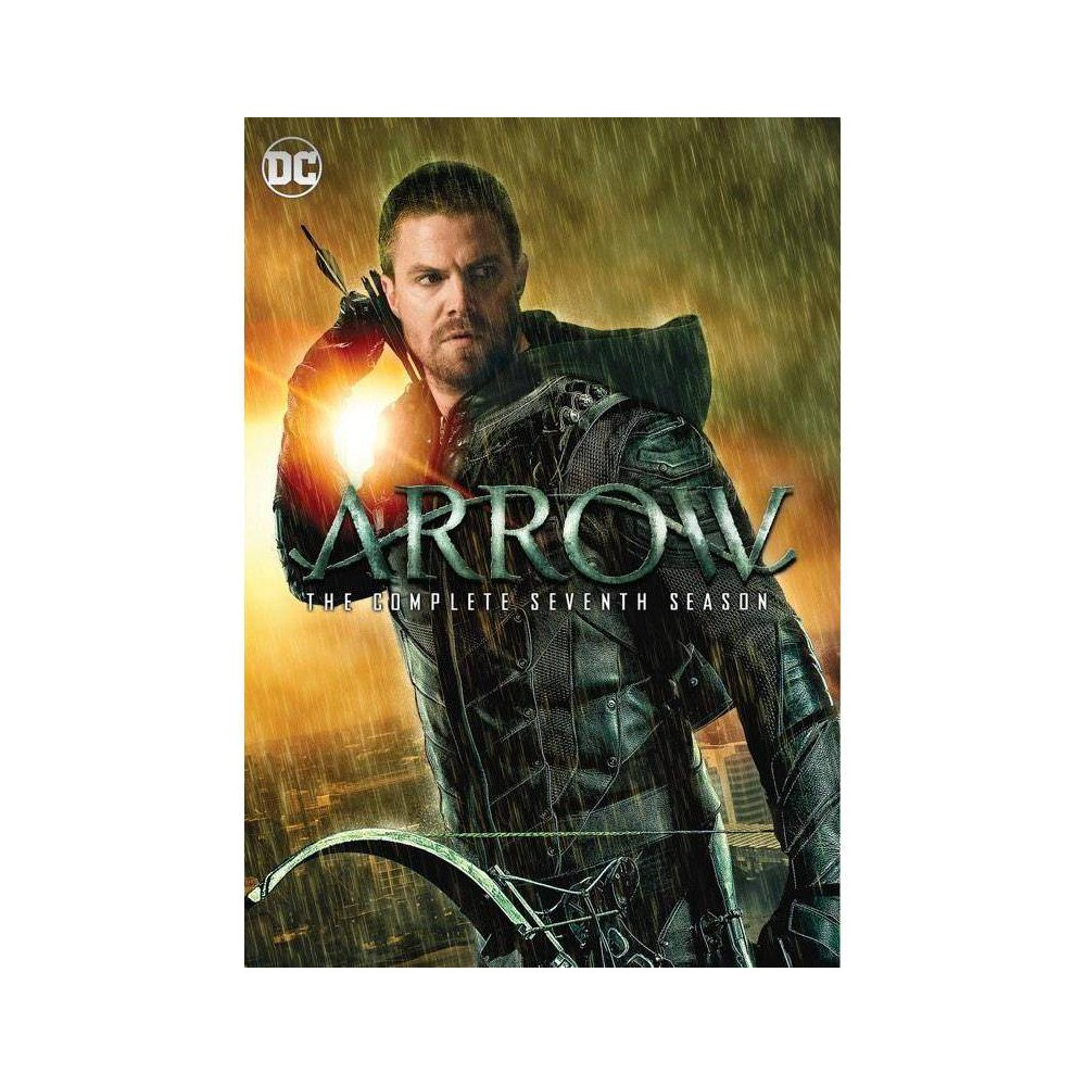 Arrow: The Complete Seventh Season (DVD) from Warner