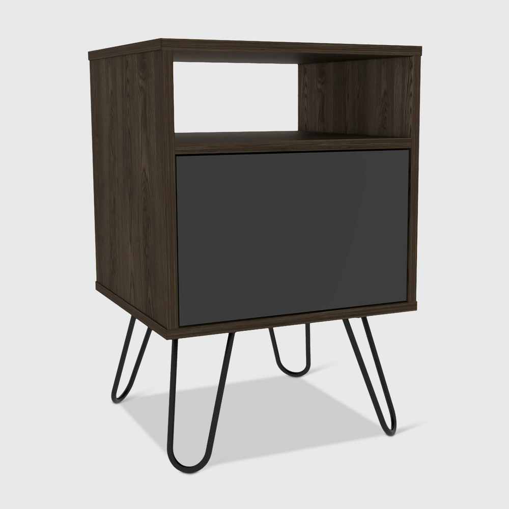 Aster End Table Brown - RST Brands from RST Brands