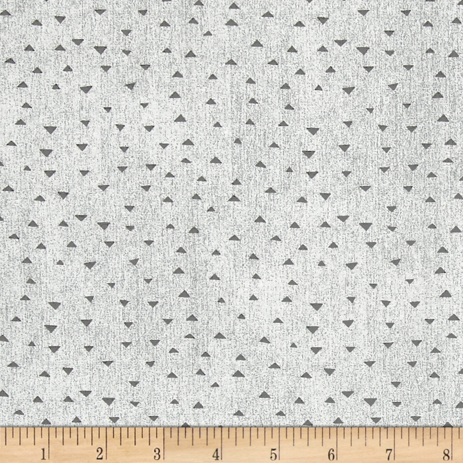 Atlas Pyramids Steel Fabric