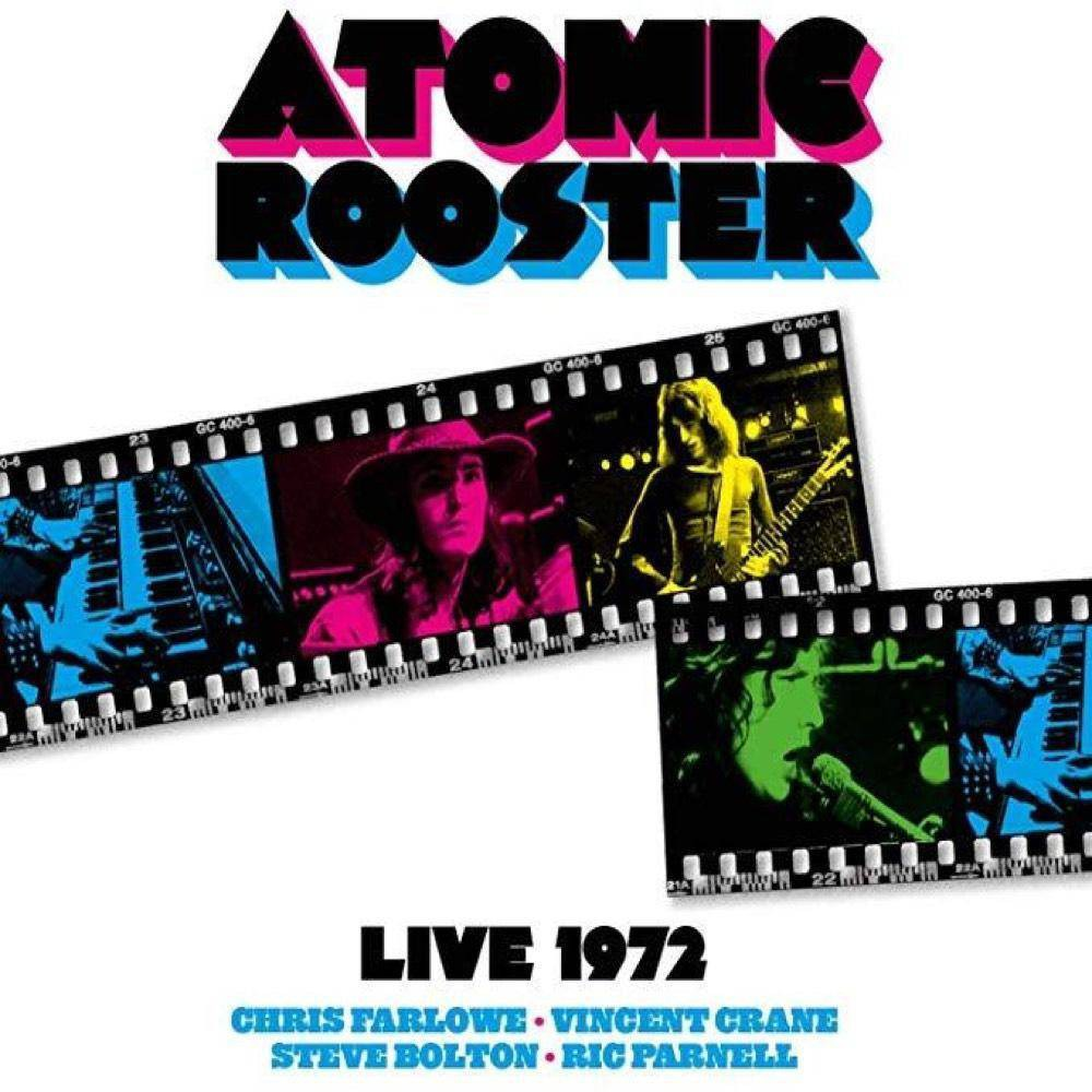 Atomic rooster - Live from 1972 (CD)