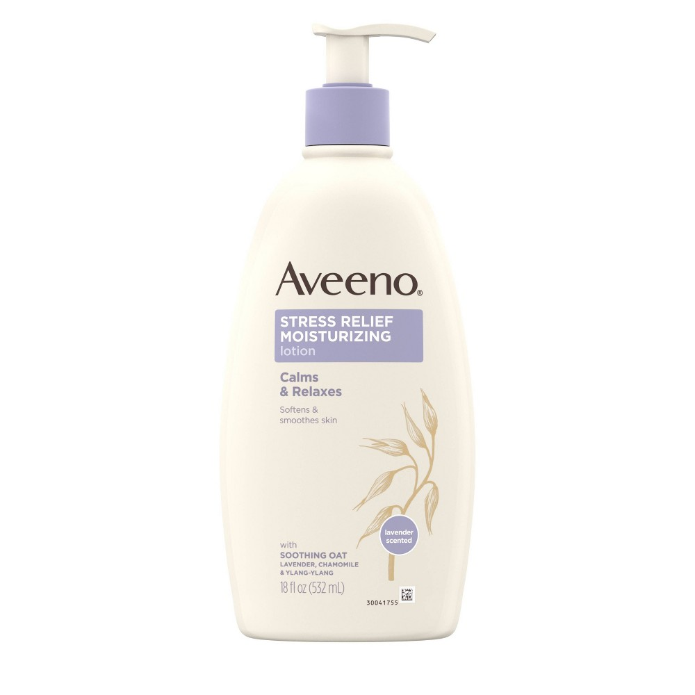 Aveeno Stress Relief Moisturizing Lotion - 18 fl oz