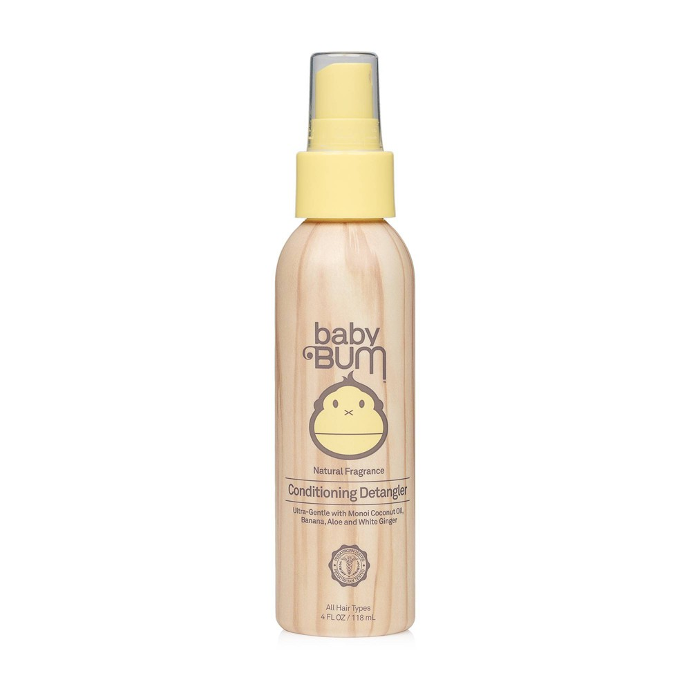 Baby Bum Detangler - 4oz, Shampoos and Conditioners