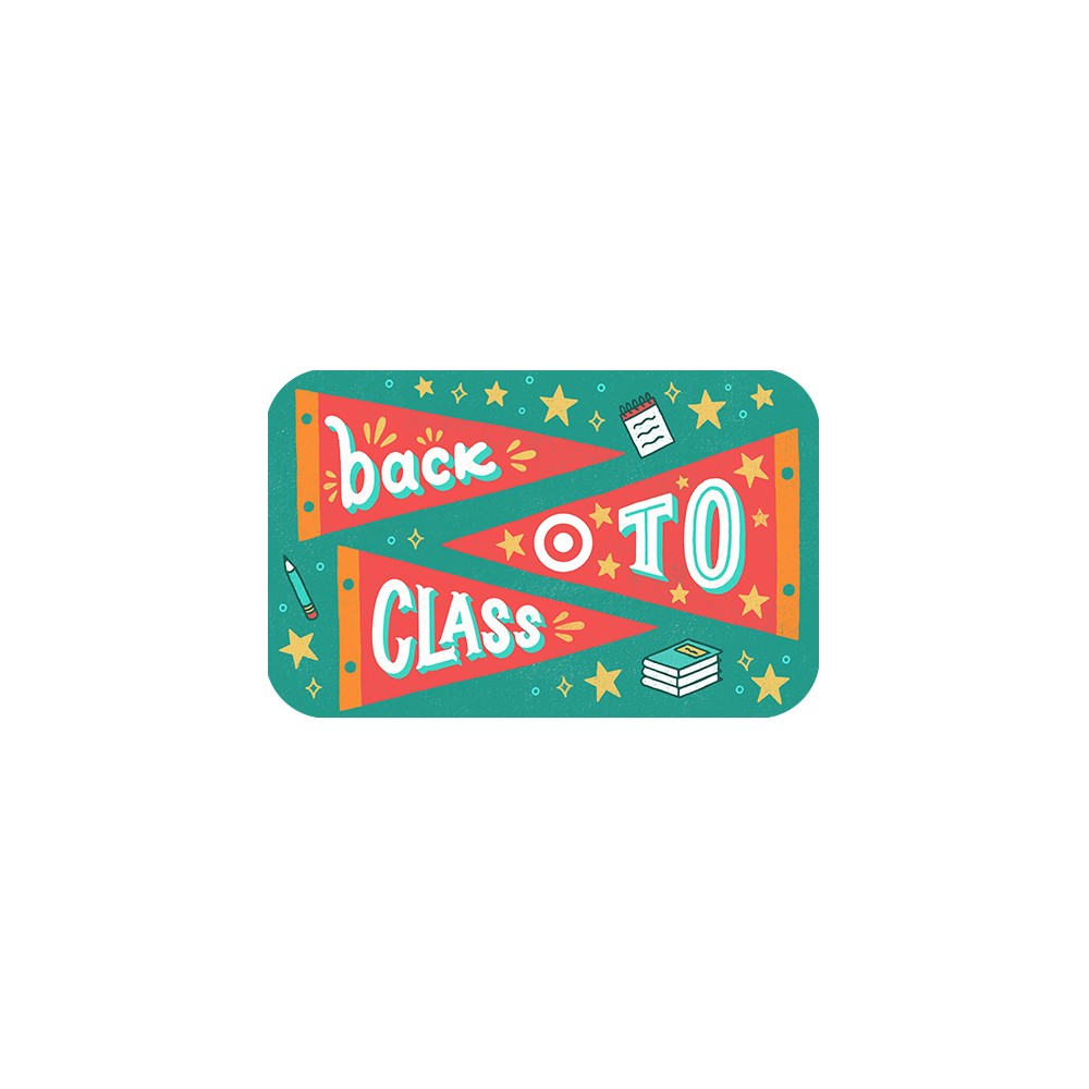 Back to Class GiftCard $100 from Target