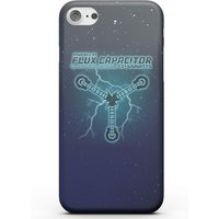 Back To The Future Powered By Flux Capacitor Phone Case - iPhone 6 - Tough Case - Gloss from Back To The Future