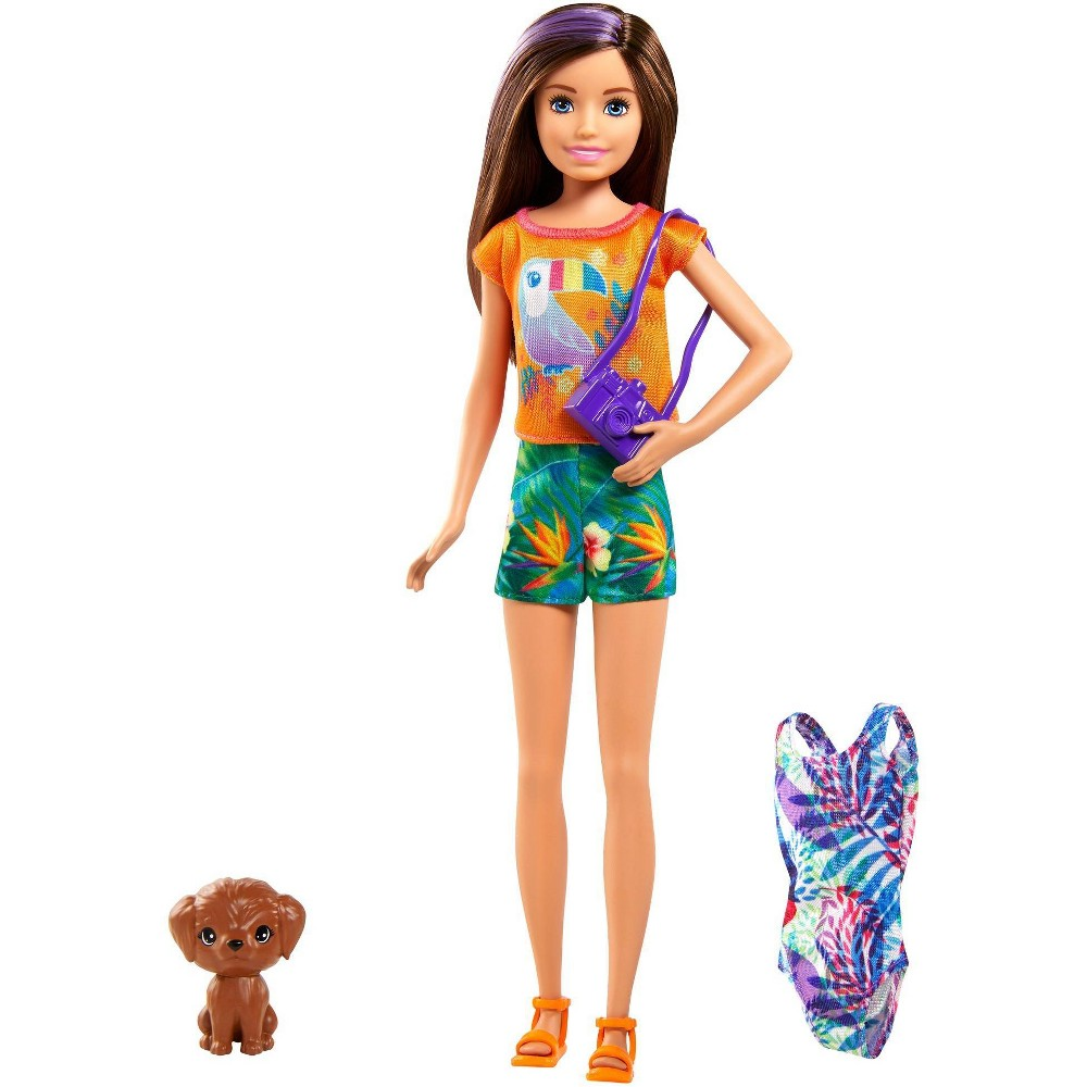 Barbie Chelsea the Lost Birthday - Skipper Doll & Pet