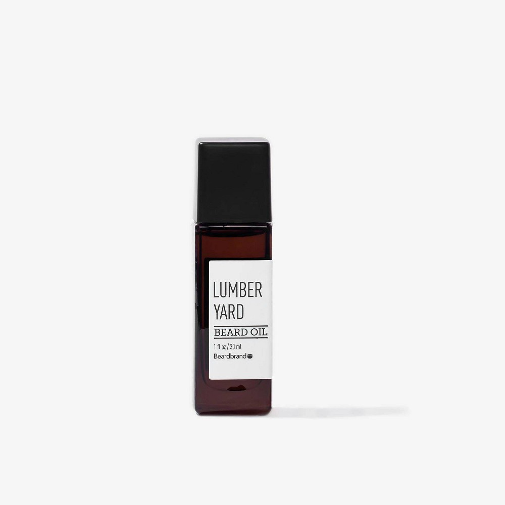 Beardbrand Lumber Yard Beard Oil - 1 fl oz