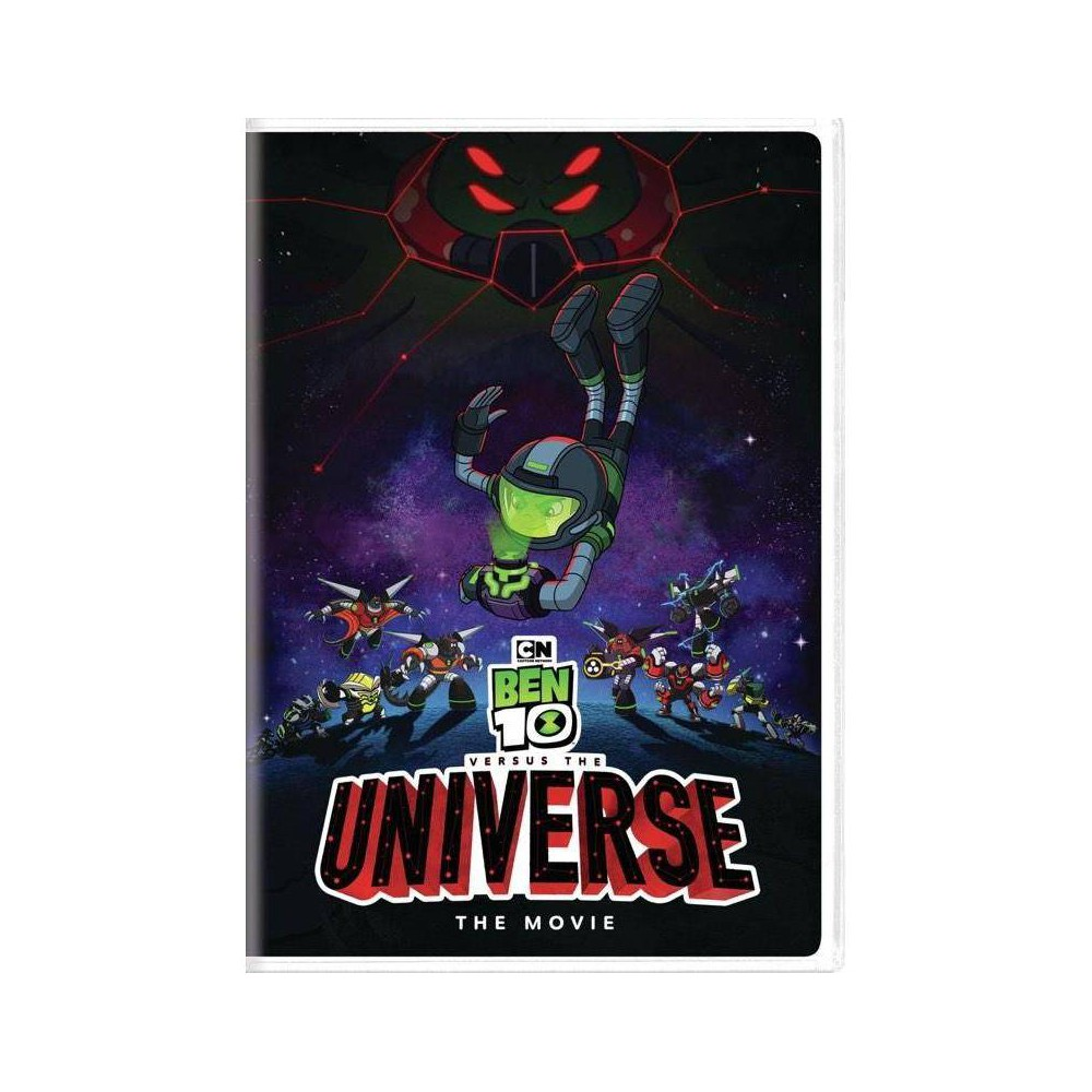 Ben 10 vs. The Universe (DVD) from Warner