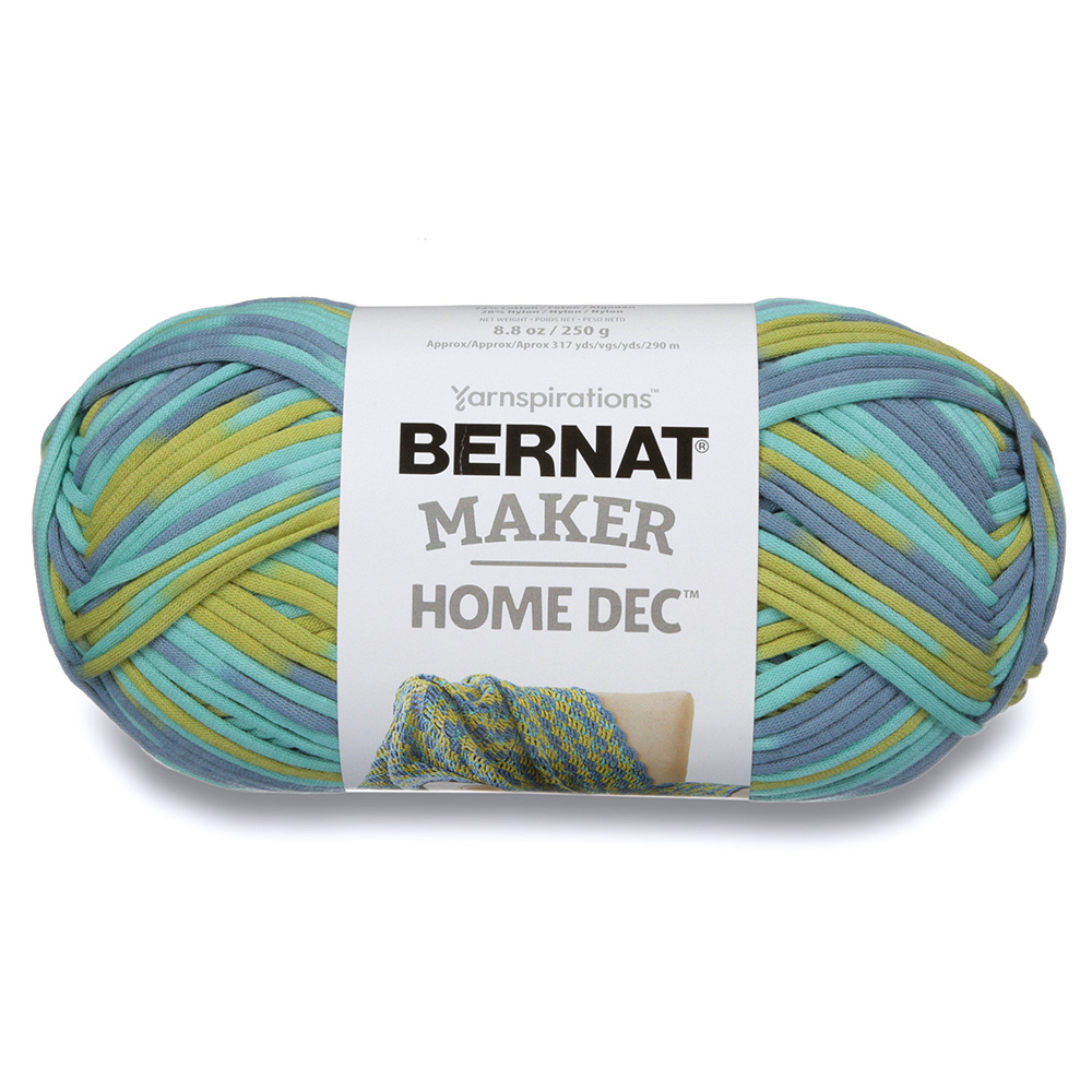 Bernat Maker Home Dec Yarn Pacific Varg