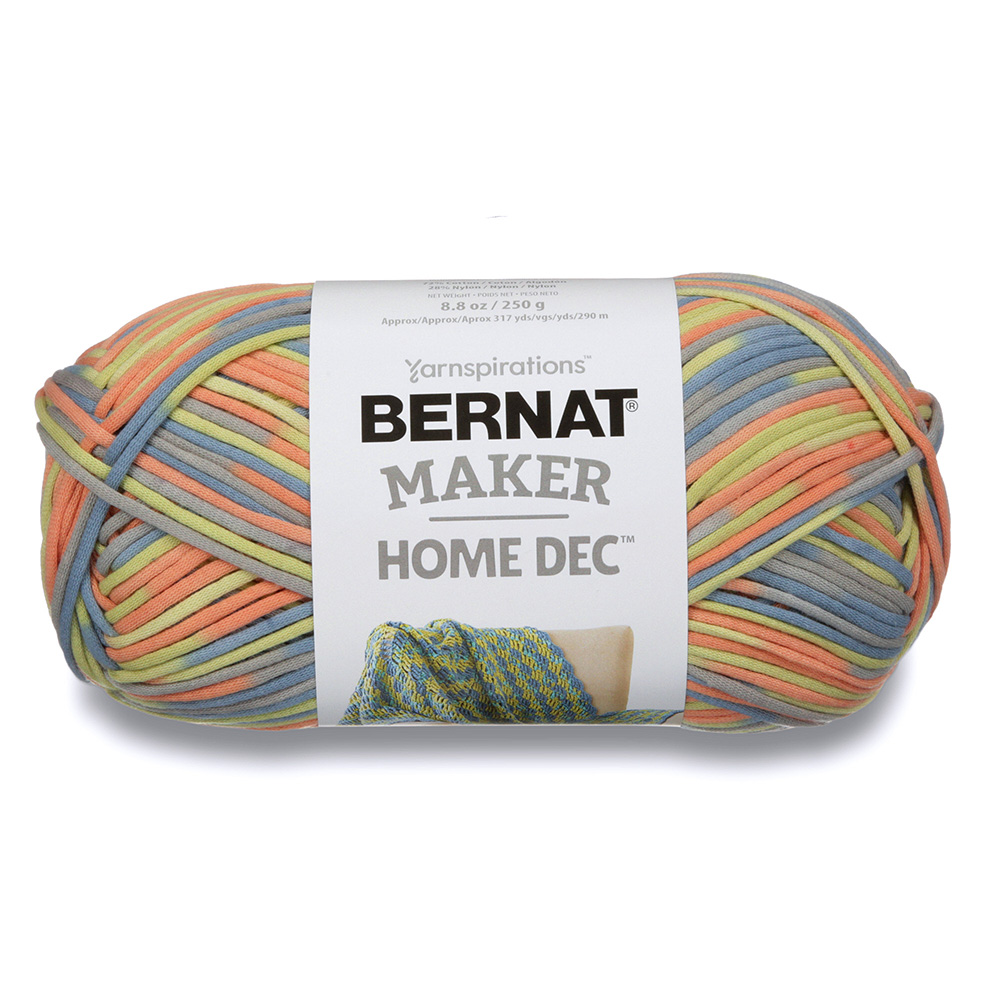 Bernat Maker Home Dec Yarn Retro Varg