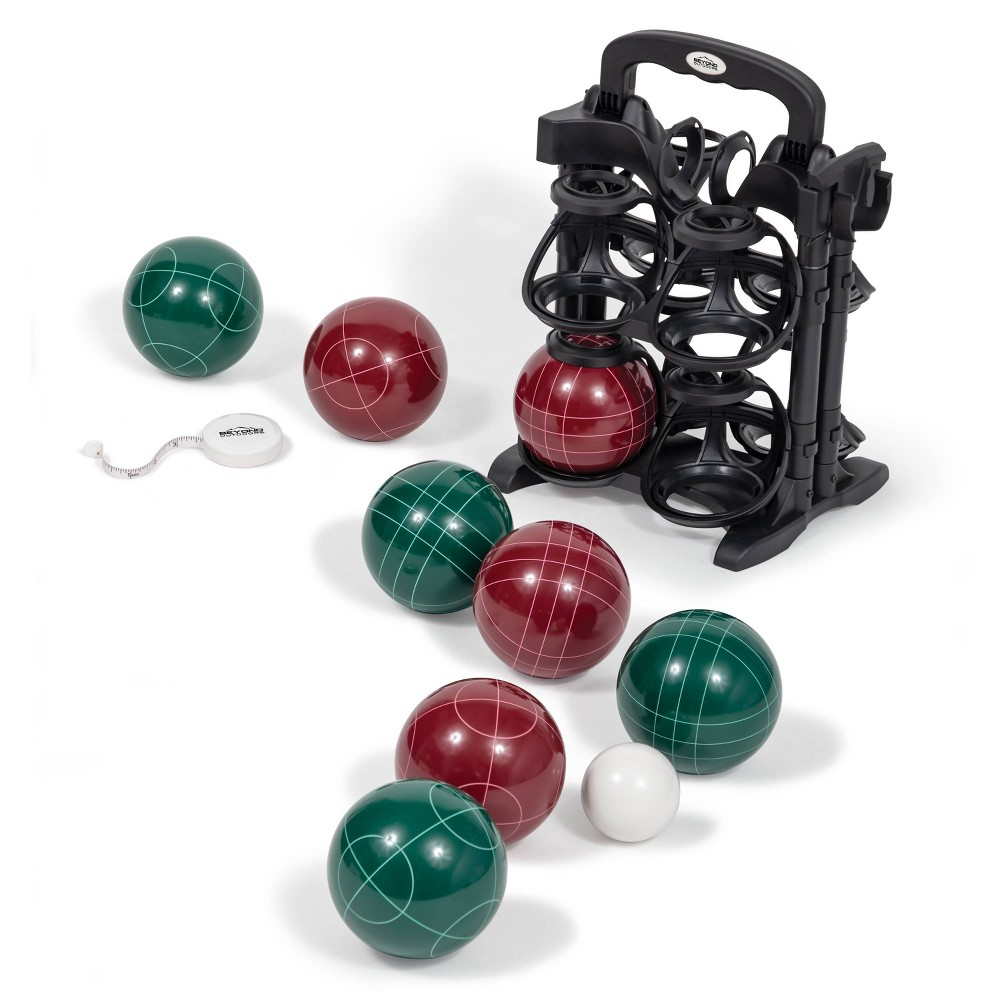 Beyond Outdoors 103mm Resin Bocce Ball Set