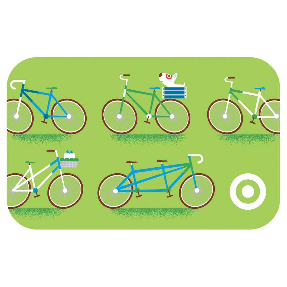 Bike Parade GiftCard $50, Target GiftCards from Target