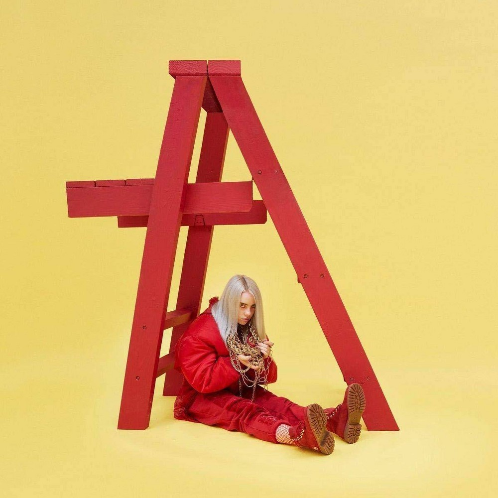 Billie Eilish - dont smile at me (CD) from Universal Music Group