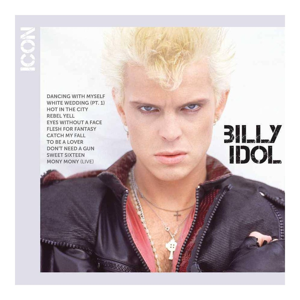 Billy Idol - Icon (CD), Music from Universal Music Group