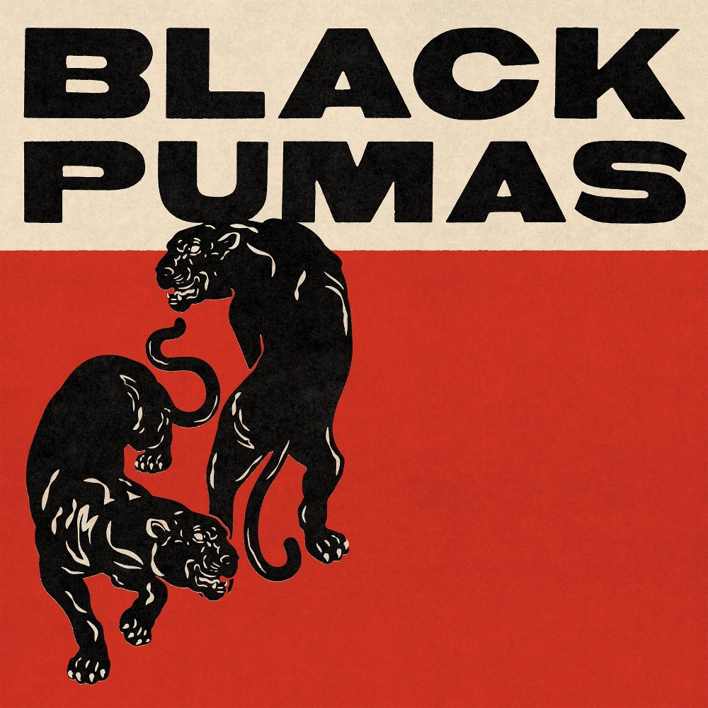Black Pumas - Black Pumas (Deluxe Edition) (CD) from Universal Music Group