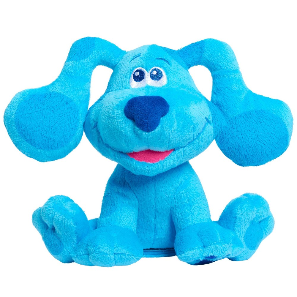 Blue's Clues & You! Beanbag Plush Barking Blue from Blue's Clues