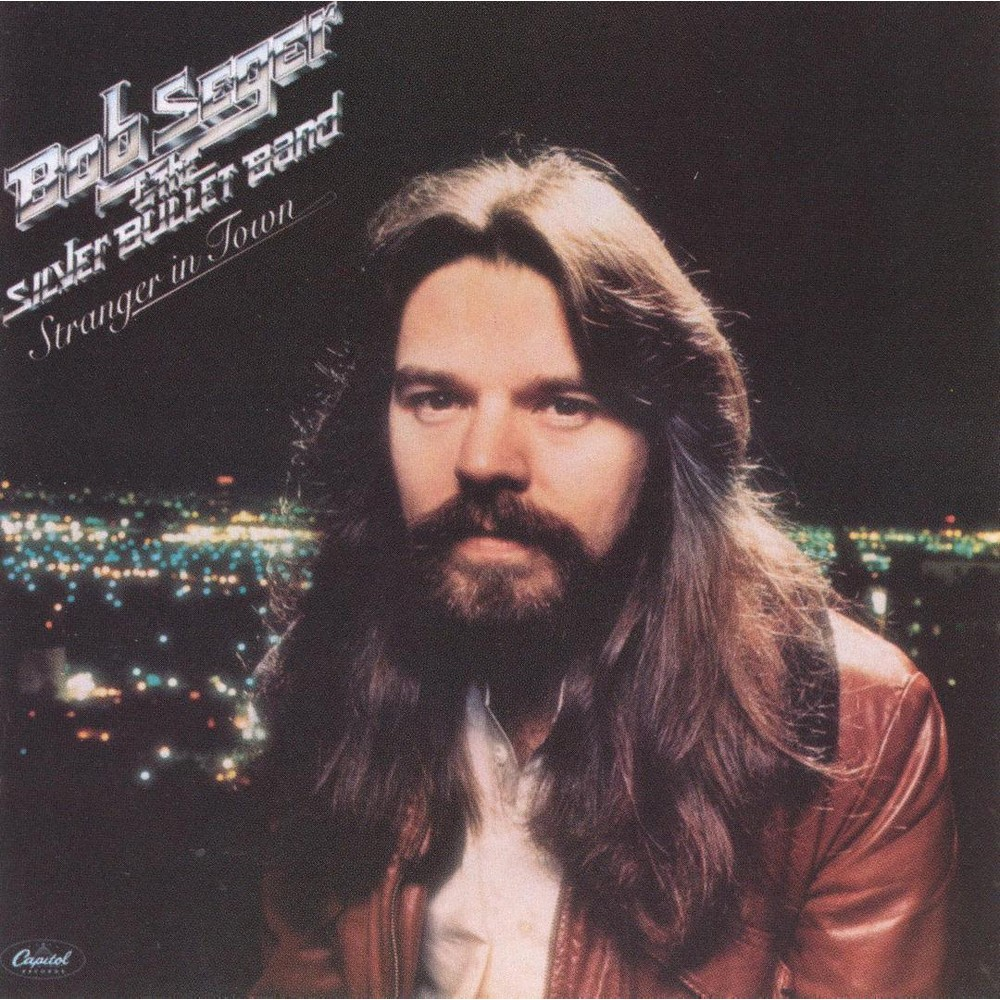 Bob Seger & the Silver Bullet Band - Stranger in Town (CD) from Universal Music Group