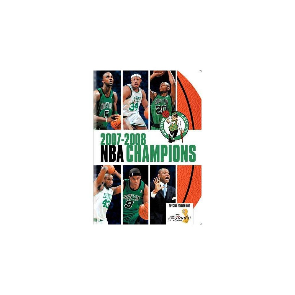 Boston Celtics: 2007-2008 NBA Champions (DVD) from NBA