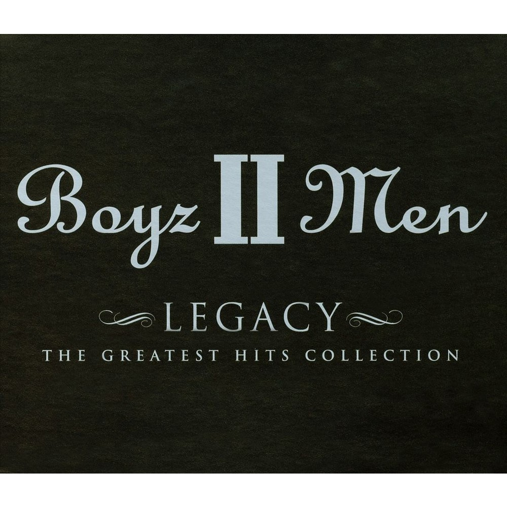 Boyz II Men - Legacy: The Greatest Hits Collection (CD) from Universal Music Group