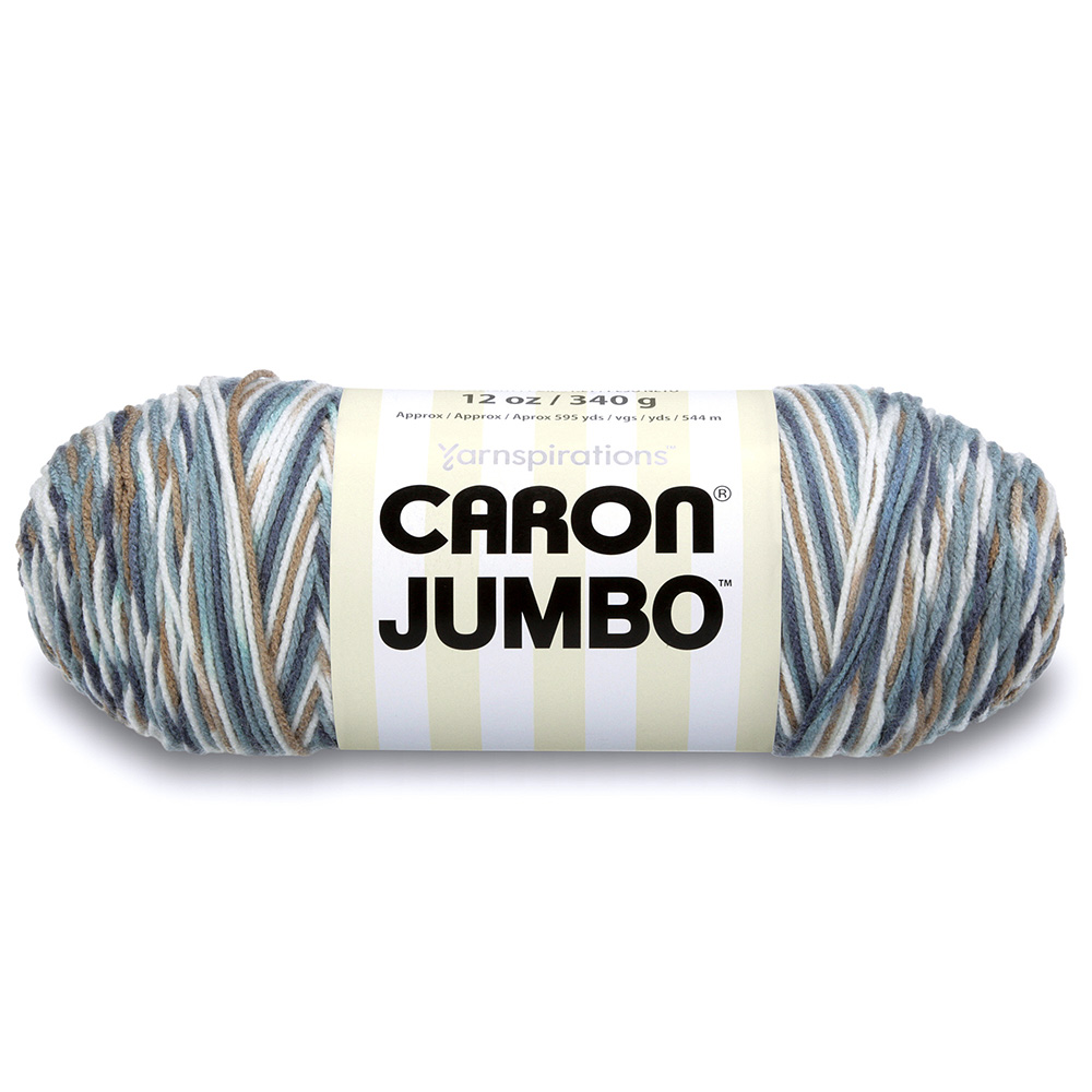 Caron Jumbo Yarn Country Basket