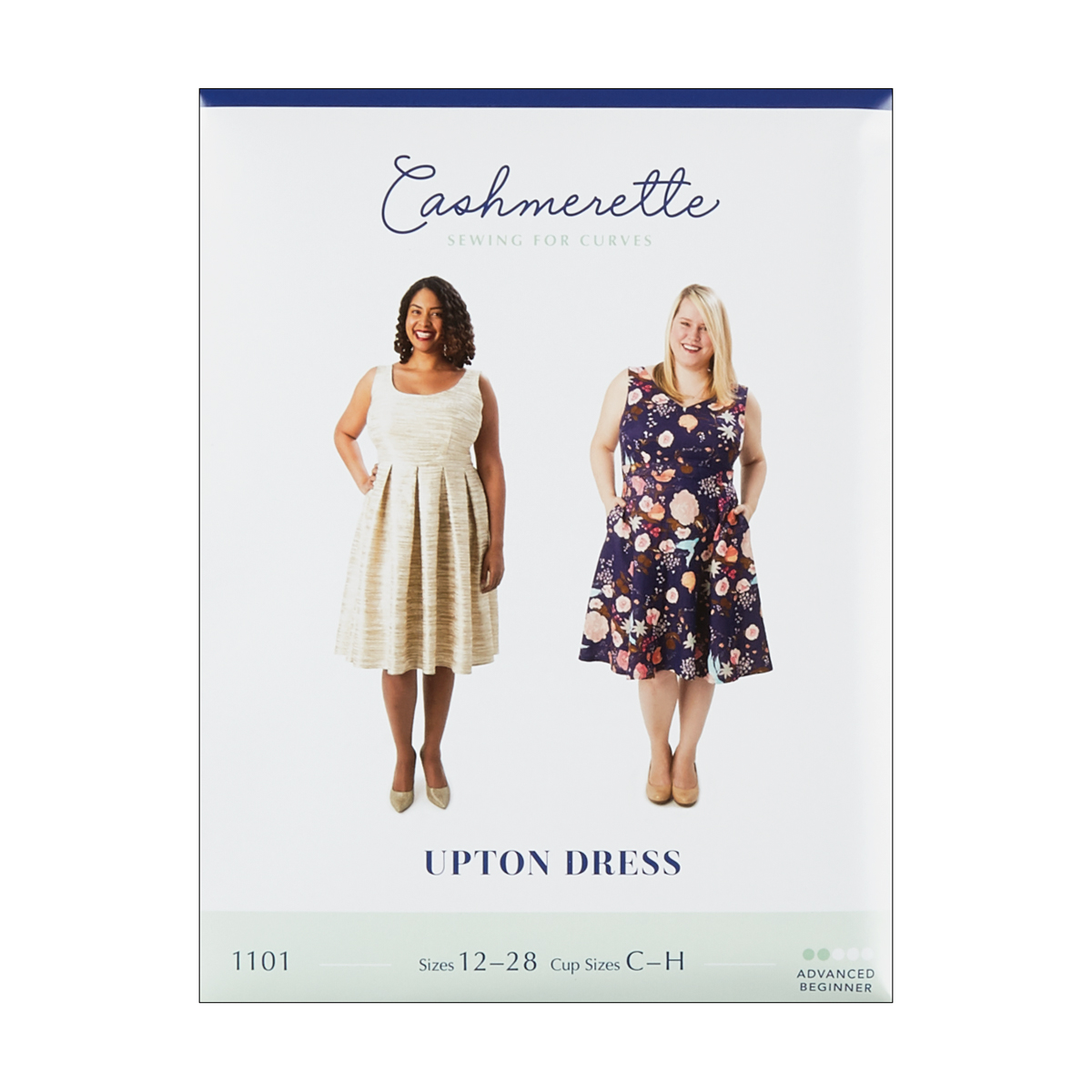 Cashmerette Patterns Upton Dress
