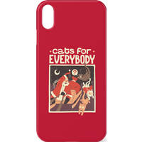 Tobias Fonseca Cats For Everybody Phone Case for iPhone and Android - iPhone 7 - Snap Case - Matte from TOBIAS FONSECA