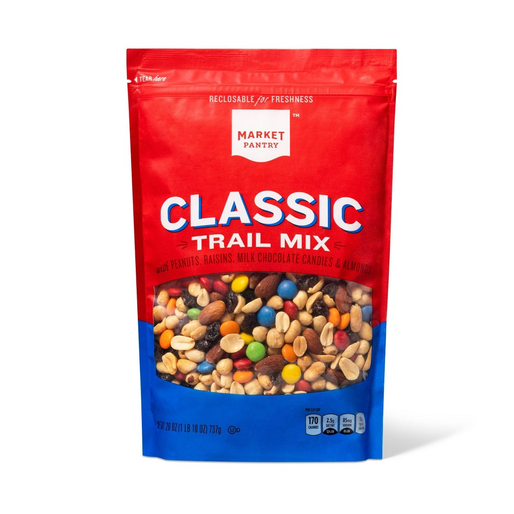 Classic Trail Mix - 26oz - Market Pantry from Market Pantry