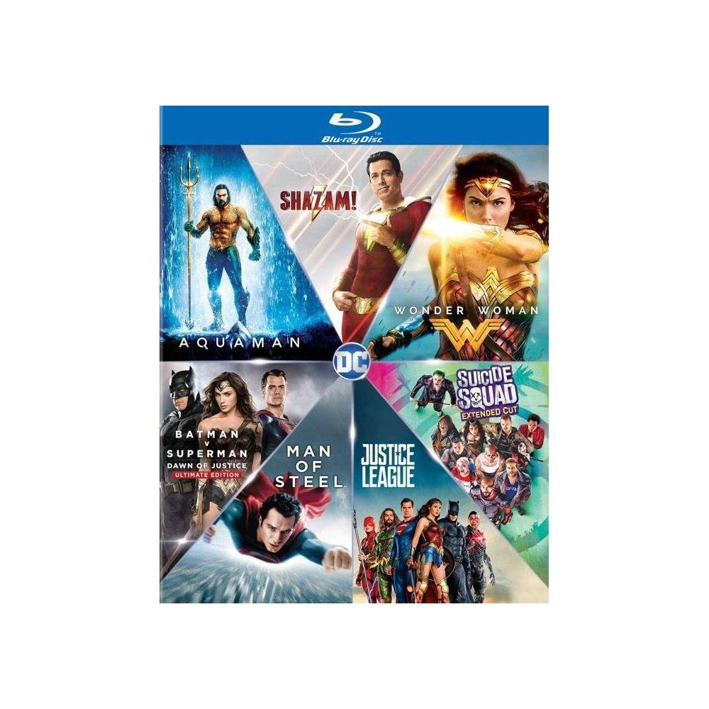 DC 7-Film Collection (Blu-ray) from Warner