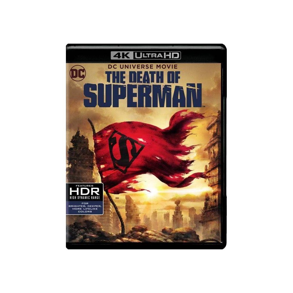 DCU: Death of Superman (4K/UHD) from Warner