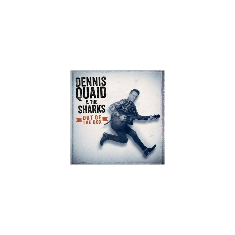 Dennis Quaid & The Sharks - Out of The Box (Vinyl)