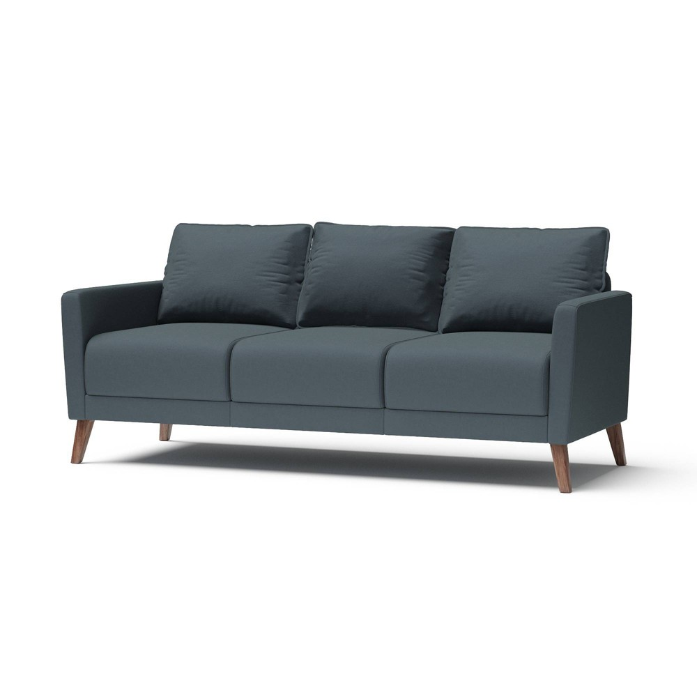 Derna Upholstered Sofa Dark Gray - RST Brands from RST Brands