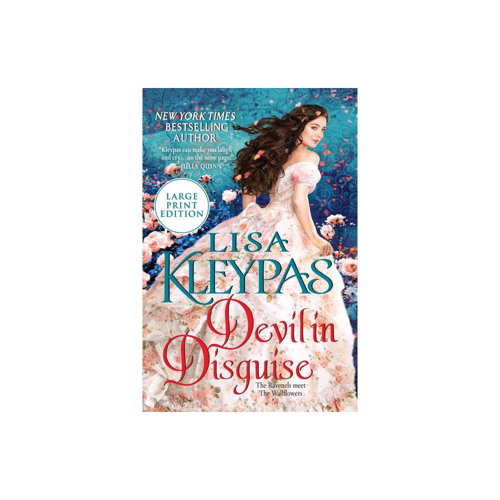 Devil in Disguise - Large Print by Lisa Kleypas (Paperback) from Revel