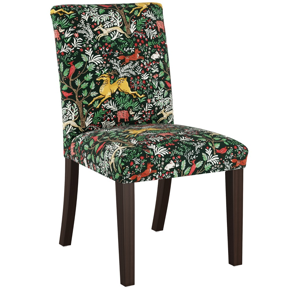 Dining Chair Frolic Evergreen - Skyline Furniture from Skyline Furniture