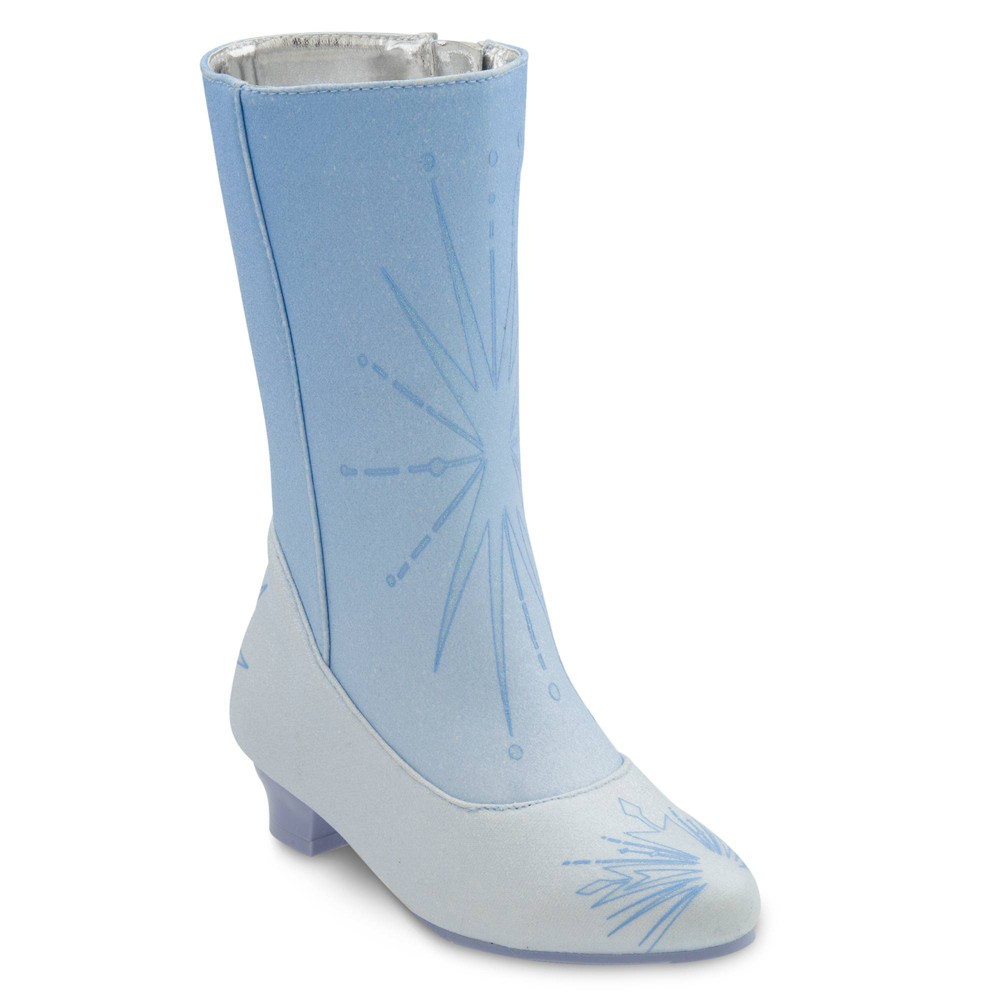 Disney Elsa Kids' Dress-Up Boots - 7/8 Toddler - Disney store, Size: 7-8 from Frozen
